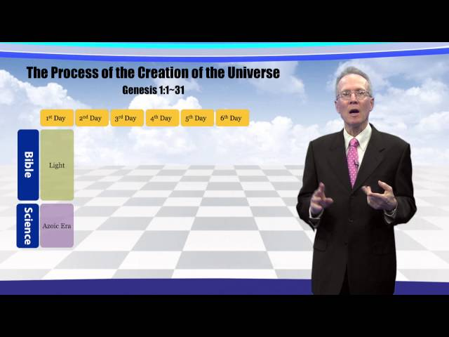 Lecture 6 : [The Principle of Creation 5] The Process of Creation and Period of Growth