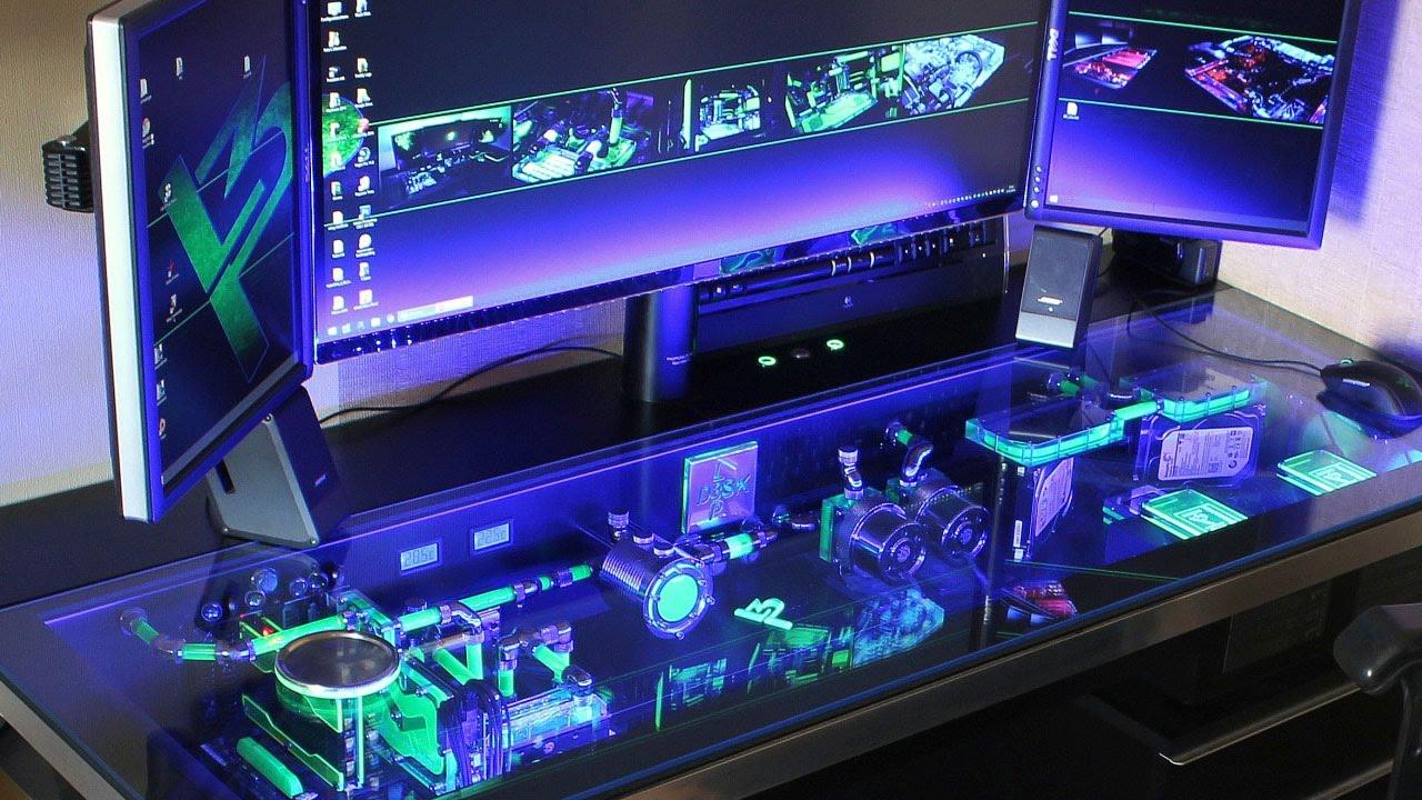 50 PC Gaming Setups That'll Make You JEALOUS - YouTube