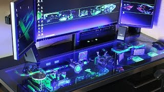 50 PC Gaming Setups That