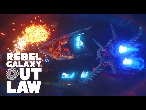 Rebel Galaxy Outlaw Narrated Gameplay Walkthrough