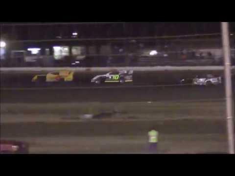 IMCA Sport Mods at Lubbock Speedway 8-1-14