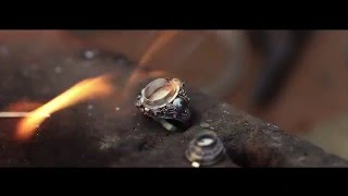"""Jewelry Making """"The Poison Box Ring"""""""
