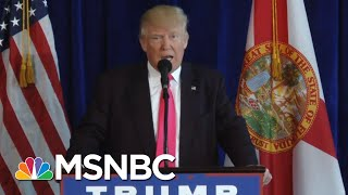 Could A White House Memo Show President Donald Trump Obstruction? | The Last Word | MSNBC