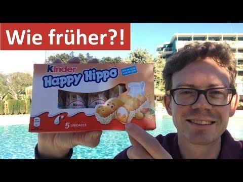 happy hippo früher