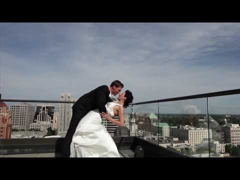 Citizen Hotel and Crest Movie Theatre Wedding in Downtown Sacramento, CA
