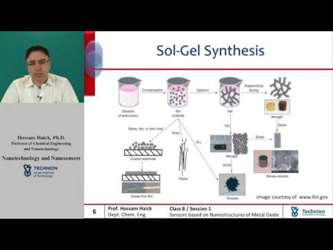 27.  Production and Classification of Metal Oxide Nanostructures