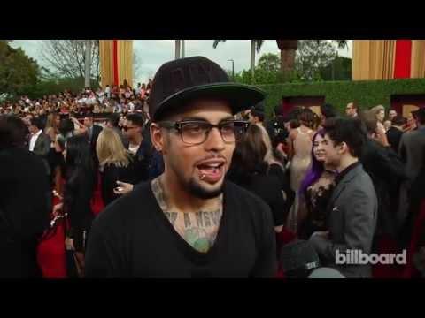 David Correy: 2014 Billboard Latin Music Awards Red Carpet