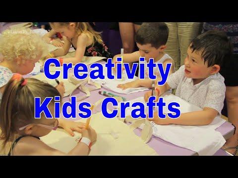 Children Creative Activity   Creativity for Kids Crafts