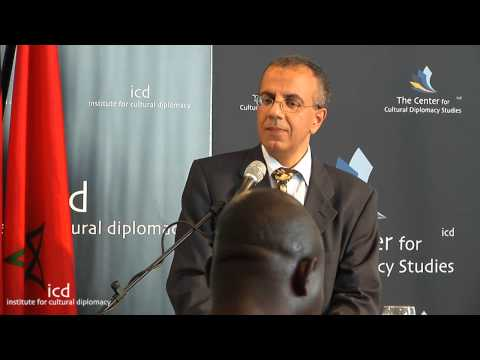Kalakhi Mohamed (Cultural Attaché, Embassy of Morocco to Germany)