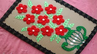 DIY arts and crafts - Amazing Crafts Ideas For Wall Hanging - Best reuse ideas - DIY Crafts ideas