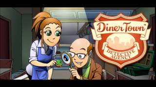 Dinertown Detective Agency OST - Flo