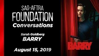 Conversations with Sarah Goldberg of BARRY