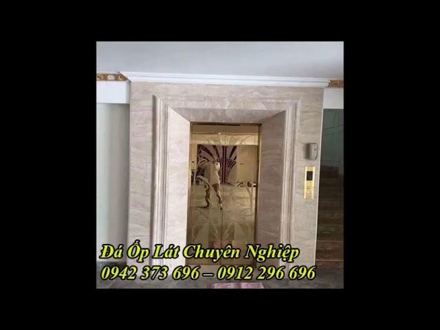 M?u ?á ?p thang máy ??p, Thi công ?á ?p thang máy Granite, ?á Marble Hà N?i