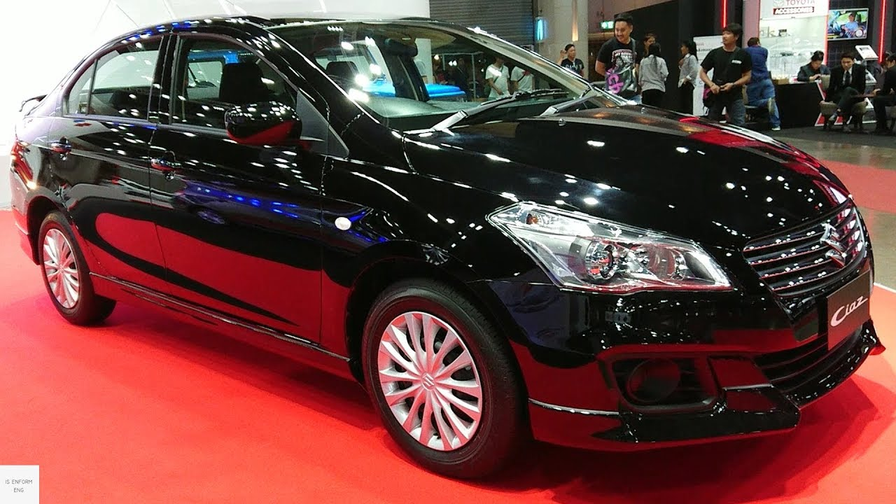 Suzuki Ciaz phiên bản số tự động