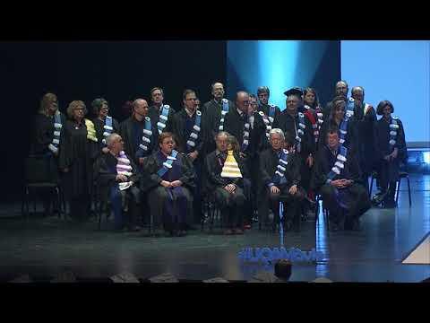 UQAM.tv | Collation des grades 2017 de la Faculté des sciences humaines