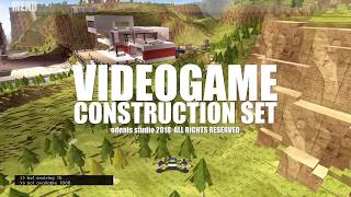 VIDEOGAME Construction Set - odenis studio 2108 All rights reserved