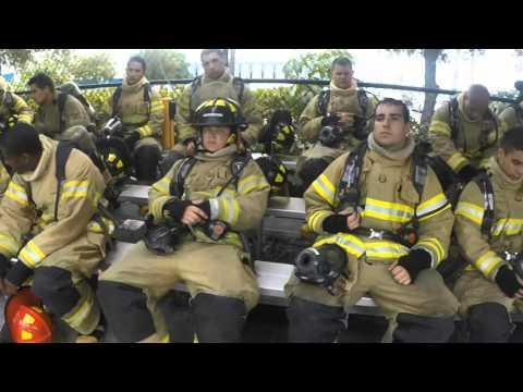 Miami Dade Fire Academy Class 16-115