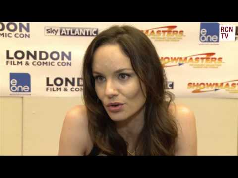 Sarah Wayne Callies Interview - The Walking Dead & Prison Break ...