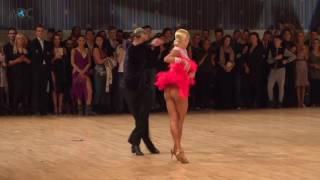 Риккардо Кокки и Юлия Загоруйченко: Самба шоу в 2016 году в Париже
