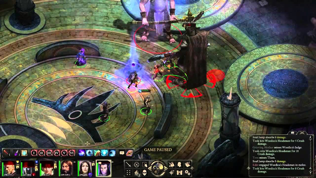 pillars of eternity how to get stronghold