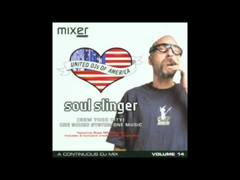 DJ Soul Slinger - Mike And Ike Featuring TC Izlam - Plutonic