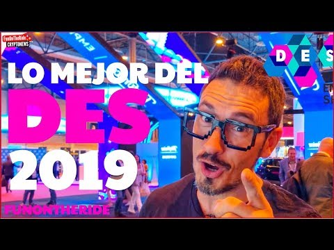 DES 2019 /DIGITAL ENTERPRISE SHOW - BEST OF