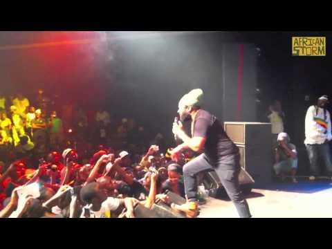 Fantan Mojah live in South Africa