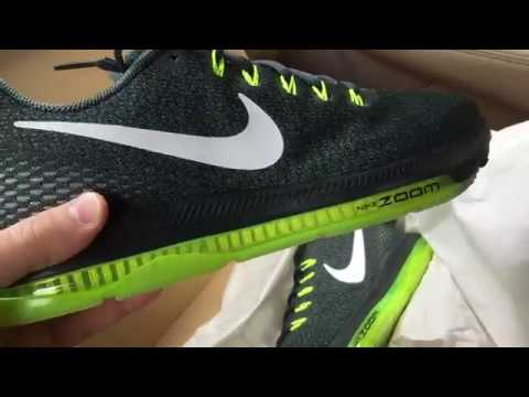 7aacb6b08b6 Nike Zoom All Out Low Unboxing Review