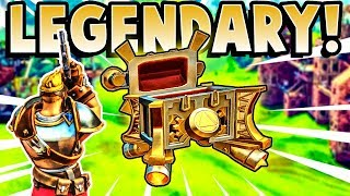 CRAFTING LEGENDARY ITEMS! - Realm Royale Gameplay - New FUN *FORTNITE* Game! (Kid Friendly Gaming!)