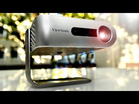 TOP 5 Best Portable Projector 4K Ultra HD Smart Laser TV 2018