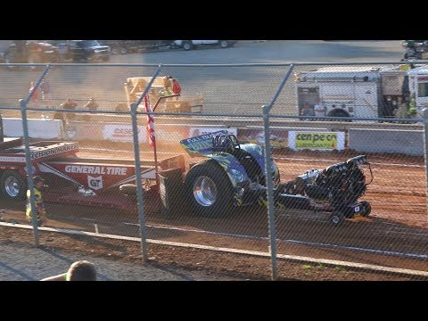 NTPA Light Unlimited Tractor Pulls @ Hagerstown Speedway 2019