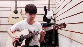 Maroon5 - Girls like you ft. Cardi B Arranged by Ian Wu Free Tab : ...