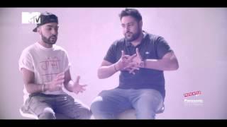 Download Hindi Video Songs - The Story behind Bandook | Panasonic Mobile MTV Spoken Word | Badshah & Raxstar