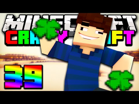 Minecraft: CRAZY CRAFT 3.0 - Ep.39 - MAGIC CLOVER CHEGA DE LOUCURA!