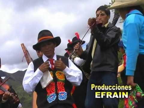 JOSE REYES MORI CON LOS NEGRITOS DE YACUPAMPA  CANTA VICTUCHITA  PRODUC. EFRAIN