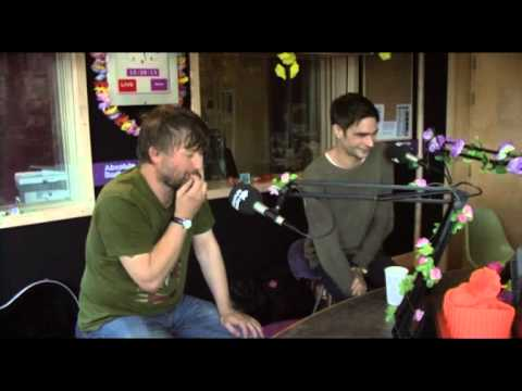 King Creosote and Jon Hopkins: Interview