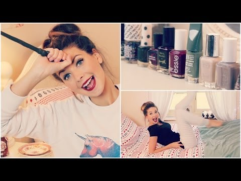 My Autumn and Winter Essentials | Zoella