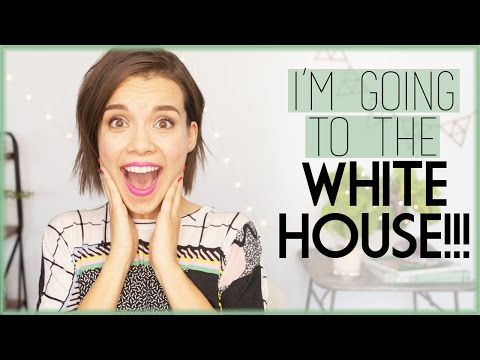 I'm Going to the White House!!!