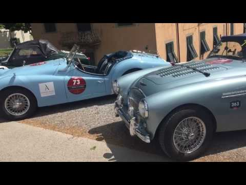 Classic Cars Lucca - Italy 2017