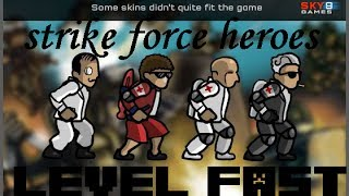 Strike Force Heroes - Level Up Fast!