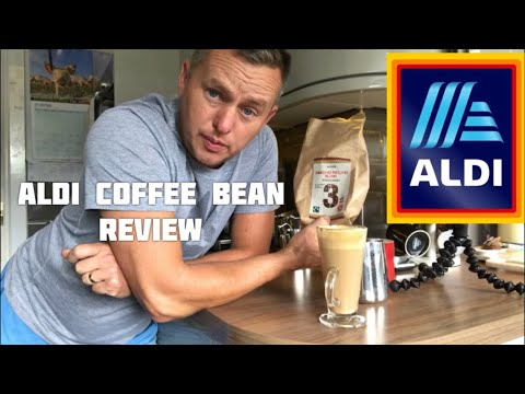 "Aldi Machu Picchu Coffee Bean Review Blend number 3 ""My Coffee Journey"""
