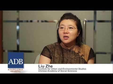 Sustainable Asia Leadership Program: Liu Zhe