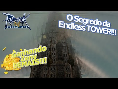 Ragnarok M Eternal Love: SEGREDO DA TORRE!!! Ganhando Zeny com a endless tower!!! Guia Boss/mini Boss!!! - Omega Play