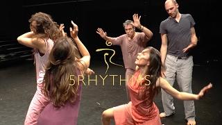 5Rhythms Dancers in Zagreb (Official)