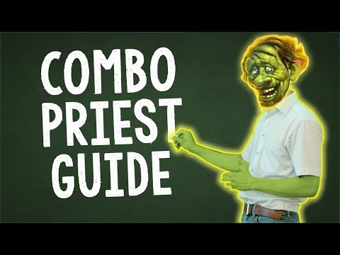 TRUMP'S ULTIMATE COMBO PRIEST GUIDE | The Boomsday Project | Hearthstone
