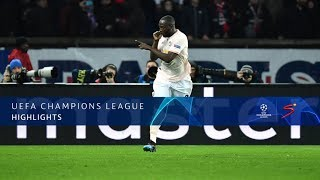 UEFA Champions League | PSG vs Man Utd | Highlights