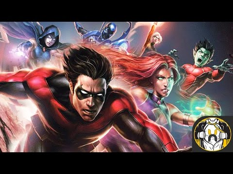 Teen Titans The Judas Contract - Movie Review streaming vf