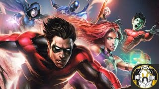 Teen Titans The Judas Contract – Movie Review