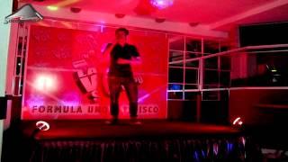 Enmanuel Perez - 1ra Gala La Voz Socopó