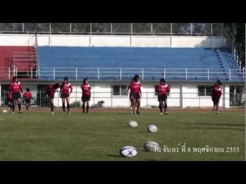 Thailand women rugby